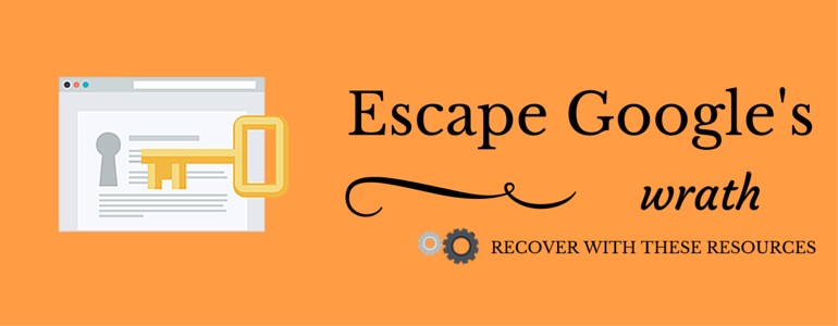 Escape Googles Wrath Recover With These Resources