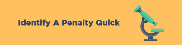Tools to identify a Google manual or algorithmic penalty