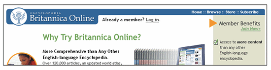 Britannica Online Before