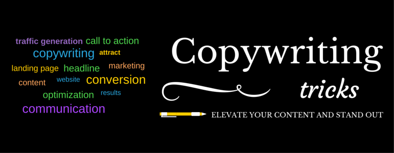 Copywriting Tricks To Elevate Your Content