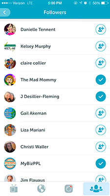 Periscope Followers