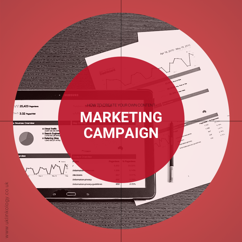 how to create a marketing campaign plan