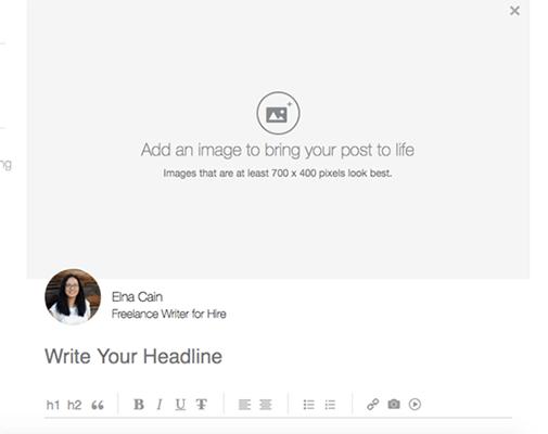 LinkedIn Pulse Elna Cain