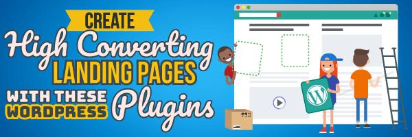 Landing Page Plugins For WordPress